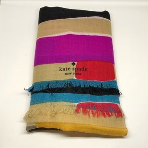 Kate Spade Colorful Scarf